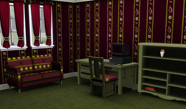 sims3 baraquesasims set lit de vin. Black Bedroom Furniture Sets. Home Design Ideas