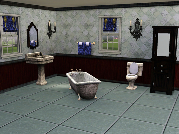 Sims3 Baraquesasims Set Inspiration Empire