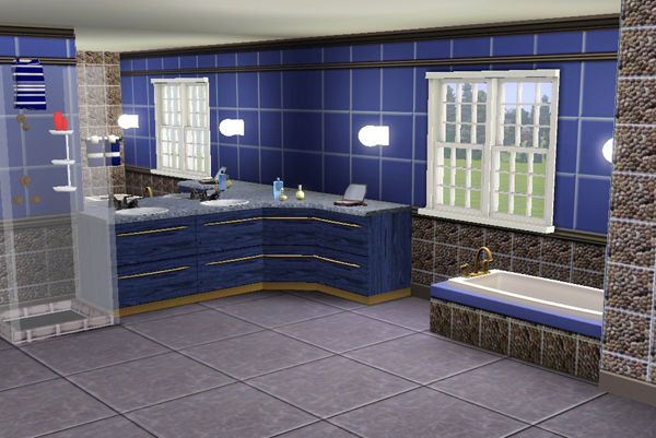 sims3 baraquesasims les salles de bain. Black Bedroom Furniture Sets. Home Design Ideas